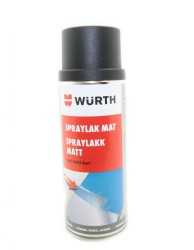 Spraymaling (mat sort) 400mL