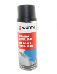 Spraymaling (varmebest. sort) 400mL