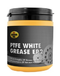 PTFE White Grease EP2 600g (Kroon Oil)