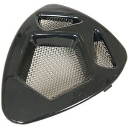 Ventilation (front): Caberg 299/505 (sort)
