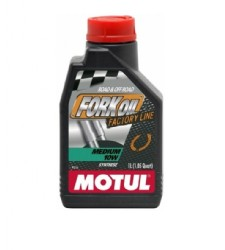 Forgaffelolie MOTUL FactoryLine 10W Medium
